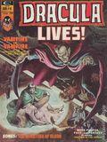 Dracula Lives (1973 Magazine) 4