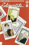 Elementals (1984 1st Series Comico) 4