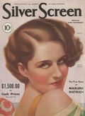Silver Screen ( 1930 J. Fred Henry Publications) Magazine Vol. 1 #9