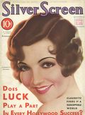 Silver Screen ( 1930 J. Fred Henry Publications) Magazine Vol. 2 #4