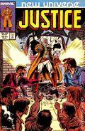 Justice (1986 Marvel) 12