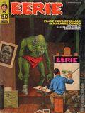 Eerie (1970 Warren Magazine) Annual 1972