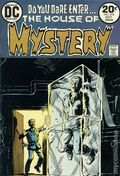 House of Mystery (1951-1983 1st Series) Mark Jewelers 218MJ