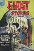 Ghost Stories (1962-1973 Dell) 14
