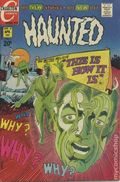 Haunted (1971 Charlton) 5