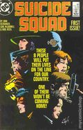 Suicide Squad (1987 1st Series) 1
