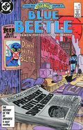 Blue Beetle (1986 DC 1st Series) 9