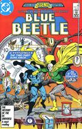Blue Beetle (1986 DC 1st Series) 10