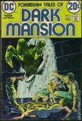 Forbidden Tales of Dark Mansion (1972 DC) 11