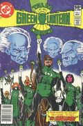 Tales of the Green Lantern Corps (1981) 1