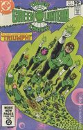 Tales of the Green Lantern Corps (1981) 3