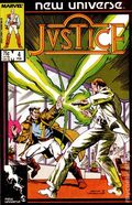 Justice (1986 Marvel) 4