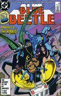 Blue Beetle (1986 DC 1st Series) 11