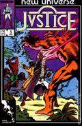 Justice (1986 Marvel) 5