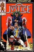 Justice (1986 Marvel) 11