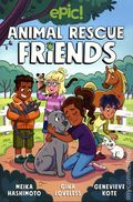 Animal Rescue Friends TPB (2021 Andrews McMeel) 1-1ST