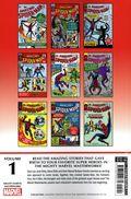 Mighty Marvel Masterworks The Amazing Spider-Man TPB (2021 Marvel) 1A-1ST