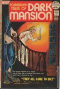Forbidden Tales of Dark Mansion (1972 DC) 5