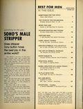 Best For Men (1961-1980) Vol. 12 #1
