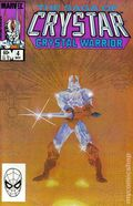Saga of Crystar (1983 Marvel) 4