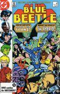 Blue Beetle (1986 DC 1st Series) 12