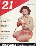 21 (1955-1960 Monogram Publications) Magazine Vol. 2 #3