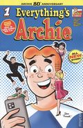 Archie 80th Anniversary Everything Archie (2021 Archie) 1A
