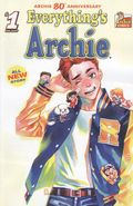 Archie 80th Anniversary Everything Archie (2021 Archie) 1C
