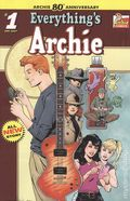 Archie 80th Anniversary Everything Archie (2021 Archie) 1D