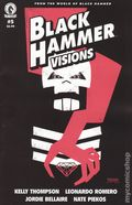 Black Hammer Visions (2021 Dark Horse) 5A
