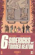 Six Sidekicks Of Trigger Keaton (2021 Image) 1A
