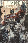 Transformers (2017 IDW) Annual 2RI