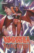 Vampirella vs. Purgatori (2021 Dynamite) 4A