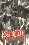Vampirella vs. Purgatori (2021 Dynamite) 4H