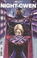 Heroes Reborn Night-Gwen (2021 Marvel) 1B