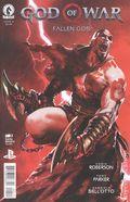 God of War Fallen God (2020 Dark Horse) 4