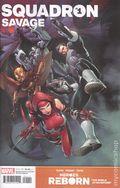 Heroes Reborn Squadron Savage (2021 Marvel) 1A