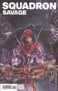 Heroes Reborn Squadron Savage (2021 Marvel) 1B
