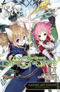 Sword Art Online: Girls' Ops GN (2015 Yen Press Digest) 7-1ST