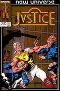 Justice (1986 Marvel) 8