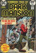 Forbidden Tales of Dark Mansion (1972 DC) 13