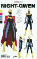 Heroes Reborn Night-Gwen (2021 Marvel) 1C