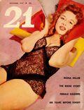 21 (1955-1960 Monogram Publications) Magazine Vol. 4 #1