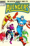 Official Marvel Index to the Avengers (1987) 1