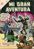 Mi Gran Aventura (Mexican 1960-1975 Editorial Novaro) My Greatest Adventure 43