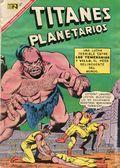 Titanes Planetarios (Mexican 1953-1980 Editorial Novaro) 259