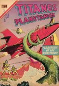 Titanes Planetarios (Mexican 1953-1980 Editorial Novaro) 324
