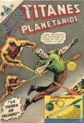 Titanes Planetarios (Mexican 1953-1980 Editorial Novaro) 272