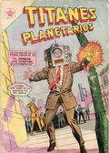 Titanes Planetarios (Mexican 1953-1980 Editorial Novaro) 136