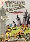 Titanes Planetarios (Mexican 1953-1980 Editorial Novaro) 162